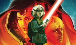 Get a Sneak Peek at Marvel's Star Wars: Darth Vader #1