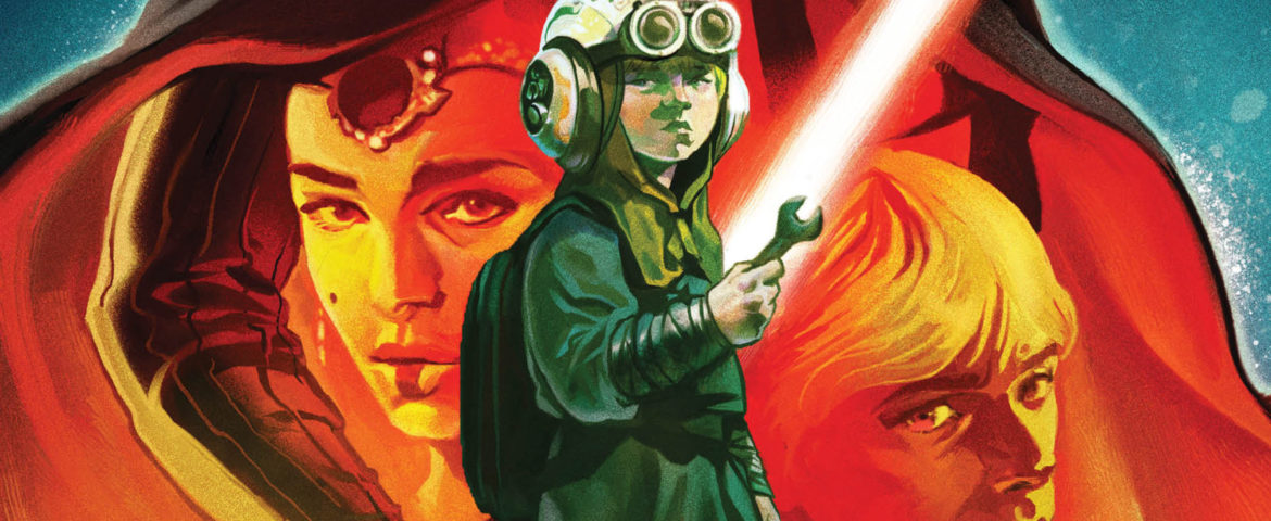 Get a Sneak Peek at Marvel's Star Wars: Darth Vader #1