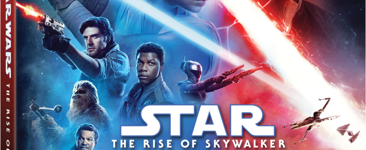 Star Wars The Rise Of Skywalker Arrives On Digital Blu Ray And Dvd This March Coffee With Kenobi