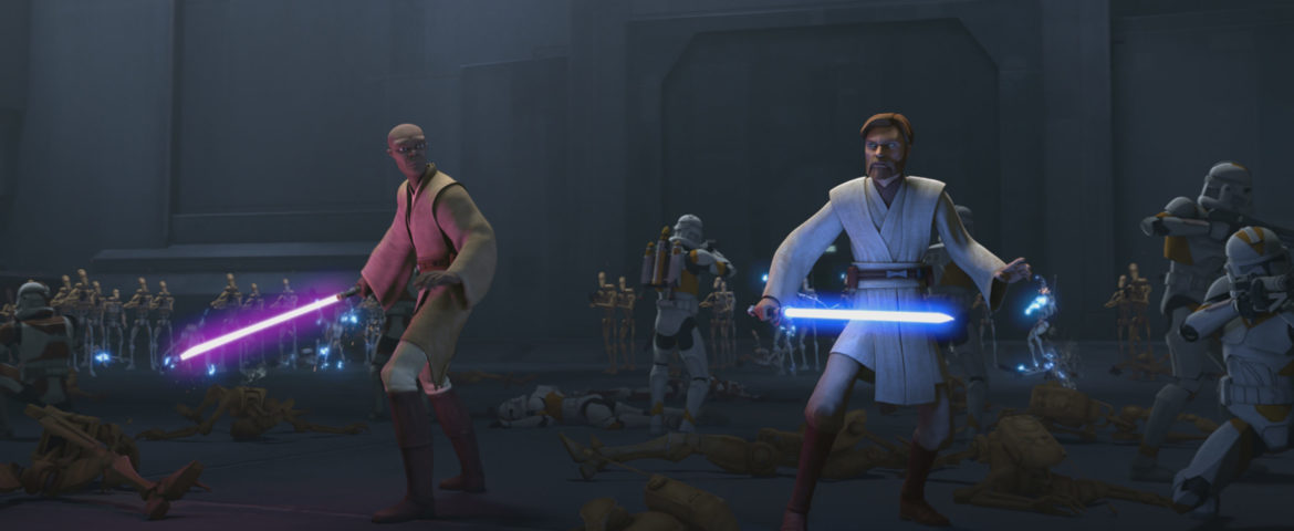 """New Images and Video Now Available for """"Star Wars: The Clone Wars"""" Episode 704 """"Unfinished Business"""""""