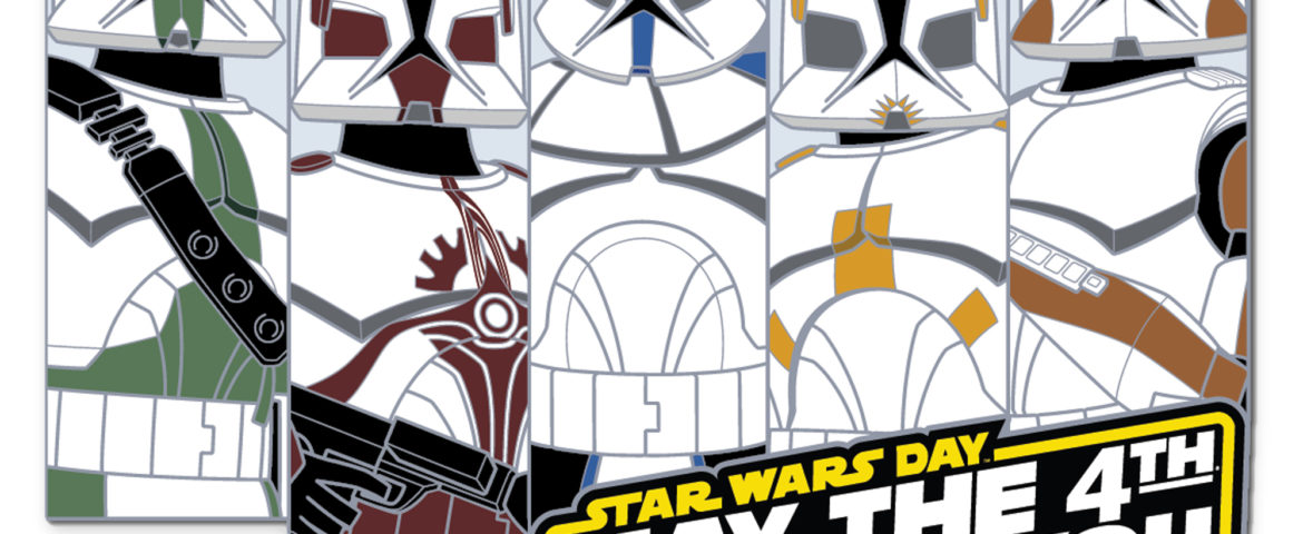 Celebrate May the 4th with New Star Wars Items and Exclusives Available Now at shopDisney