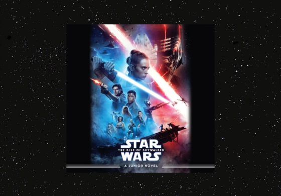 Audiobook Review: 'Star Wars: The Rise of Skywalker' Junior Novelization by Michael Kogge, Narrated by Jessica Almasy