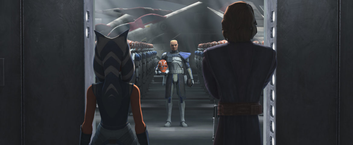 "CWK Show #337: Star Wars The Clone Wars-""Old Friends Not Forgotten"""