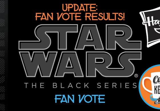 Coffee With Kenobi's Results in the Hasbro Black Series Archive Fan Vote
