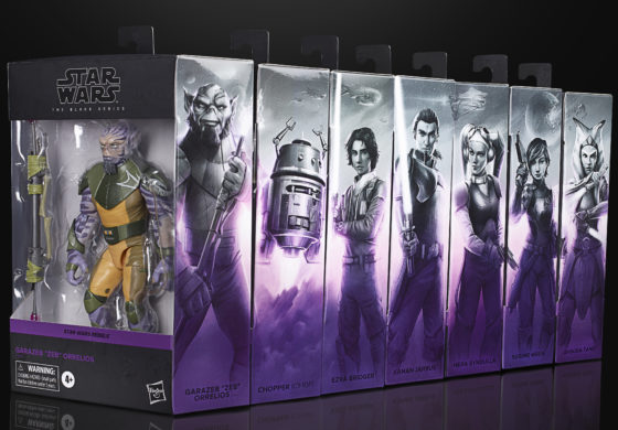 Hasbro Reveals New Star Wars: The Black Series Packaging, Plus New Figures from Star Wars Rebels, The Mandalorian, and More