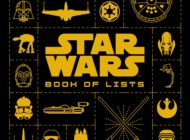 Book Review: Star Wars: Book of Lists: 100 Lists Compiling a Galaxy's Worth of Trivia