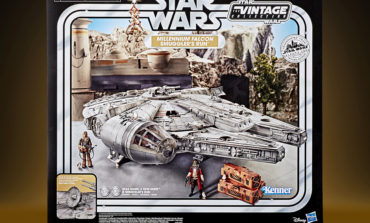 Hasbro Reveals Star Wars: Galaxy's Edge Products Exclusive to Target