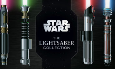 "Insight Editions Presents ""Star Wars: The Lightsaber Collection"""
