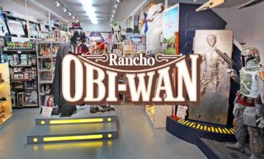 Watch Steve Sansweet via Facebook Live this weekend from Rancho Obi-Wan!