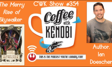 CWK 354: The Merry Rise of Skywalker Author, Ian Doescher