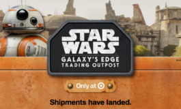Star Wars: Galaxy's Edge Lands at Target