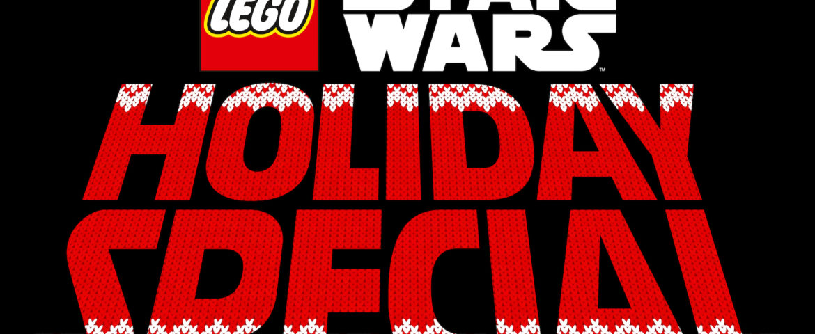 "Disney+ to Premiere ""The LEGO Star Wars Holiday Special"" on Life Day, November 17"