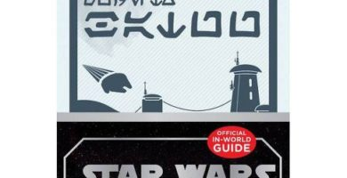 Star Wars: Galaxy's Edge: Traveler's Guide to Batuu Book Review
