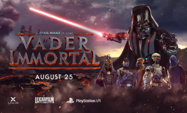 Vader Immortal: A Star Wars VR Series Now Available on PlayStation VR