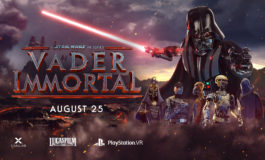 ILMxLAB Announces Vader Immortal: A Star Wars VR Series Is Coming to PlayStation VR August 25
