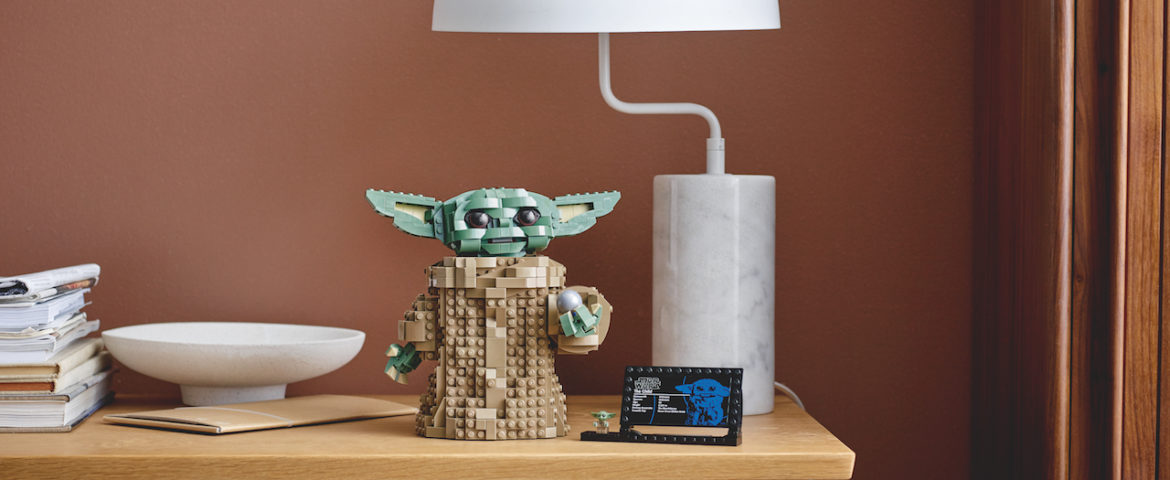 The LEGO Group Reveals LEGO Star Wars The Child Construction Set