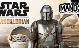 "STAR WARS: Oct. 26 - Mando Mondays Digital Launch Event to Feature Stars of ""The Mandalorian"""