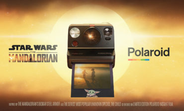 Enter for a Chance to Win 'The Mandalorian' Collector's Edition Polaroid Now Instant Camera