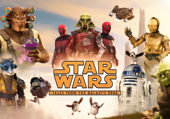 Star Wars: Tales from the Galaxy's Edge is Available Now for Oculus Quest