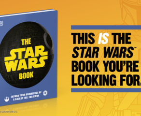AVAILABLE NOW: 'The Star Wars Book' by Pablo Hidalgo, Cole Horton, and Coffee With Kenobi's Dan Zehr