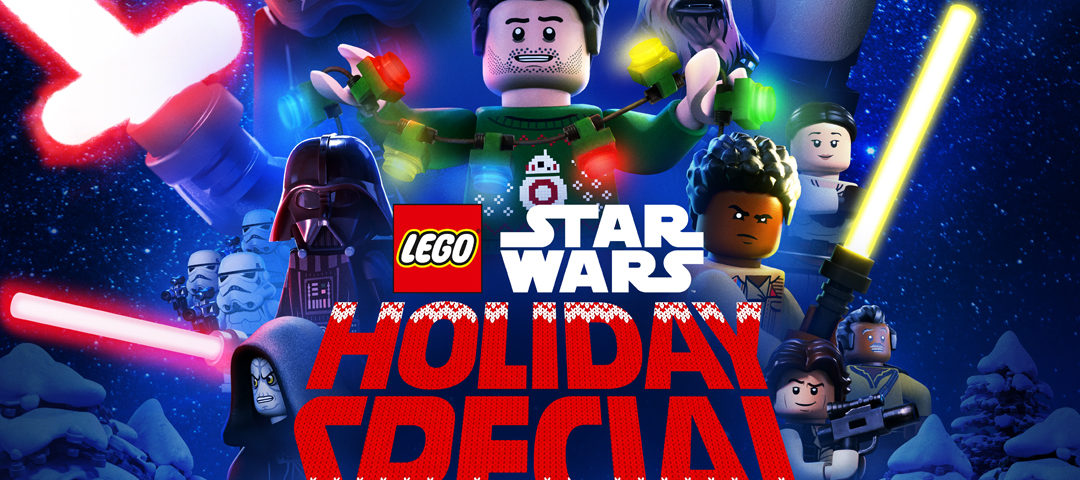 "The ""LEGO Star Wars Holiday Special"" Trailer and Poster Art Revealed"
