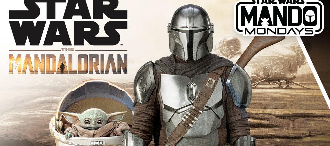 New Mando Monday Products Inspired by 'The Mandalorian' Available at shopDisney