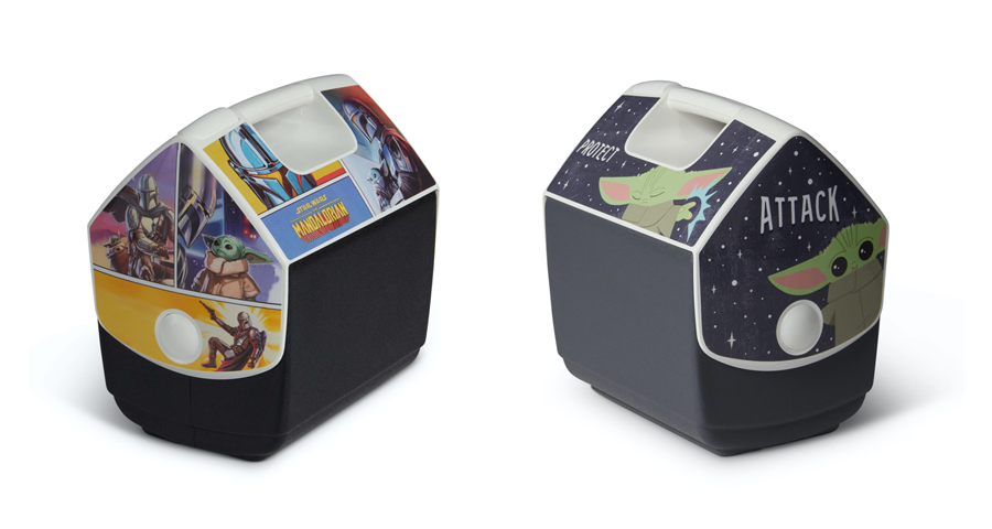 Igloo Releases Two New 'The Mandalorian'-Inspired Playmates