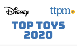 TTPM Announces The Top Disney Toys of 2020