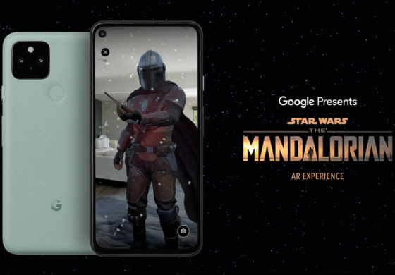 """""""The Mandalorian"""" AR Experience is Officially Available Today on the Play Store"""