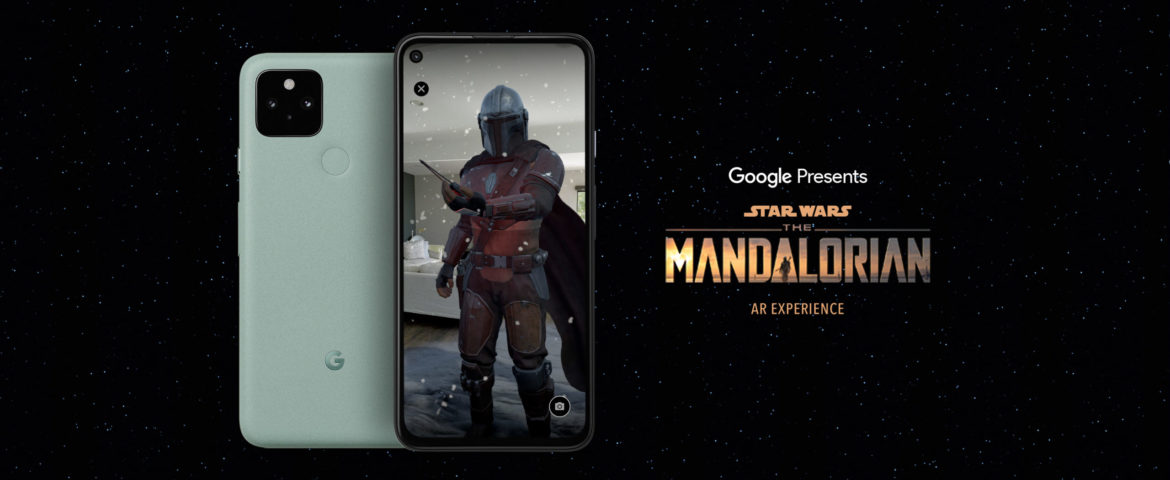 """The Mandalorian"" AR Experience is Officially Available Today on the Play Store"