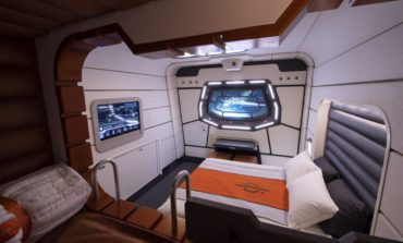 Chairman of Disney Parks Shares First Look at Interior of Star Wars: Intergalactic Starcruiser Hotel Rooms