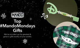 New Releases from shopDisney for Mando Mondays