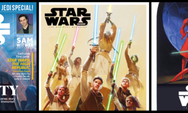 Star Wars Insider #199 On Sale December 15, Featuring All-New Interviews and the Return of Star Wars Fiction