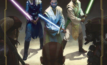 Del Rey Announces 'Star Wars: The High Republic: The Rising Storm' by Cavan Scott, Cover Art Revealed