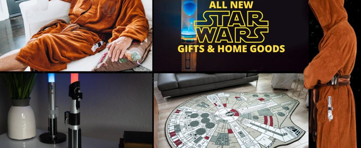 Toynk Welcomes 18 Star Wars Items to Their Holiday Line Up