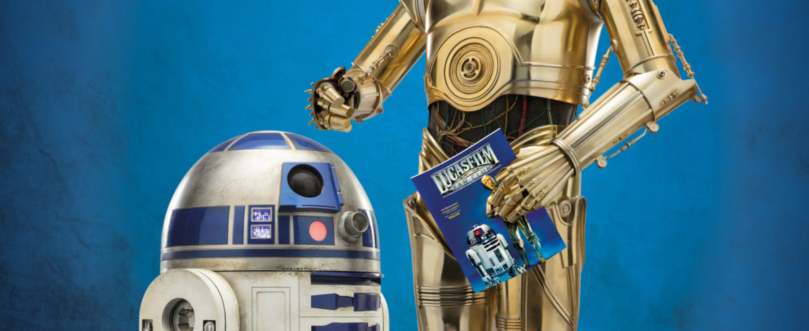 Coffee With Kenobi's Q&A with Editor Christopher Cooper Celebrating the 200th Issue of Star Wars Insider