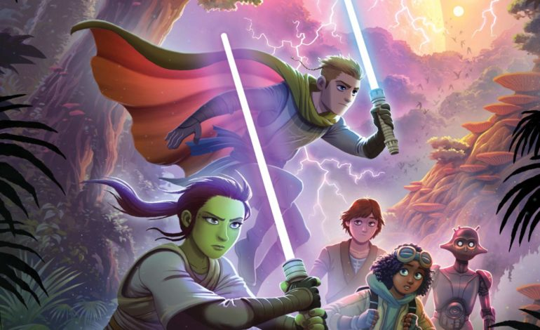 """Review: """"Star Wars: The High Republic: A Test of Courage"""" by Justina Ireland"""