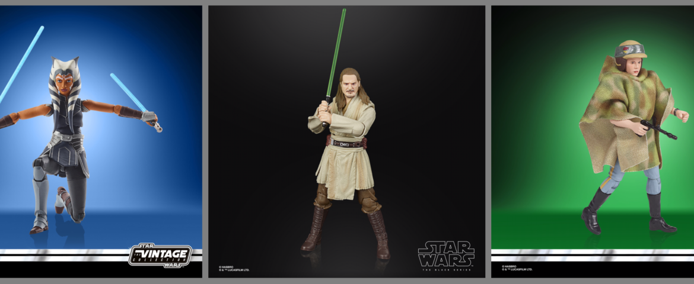Hasbro's Star Wars Fan First Friday Reveals!