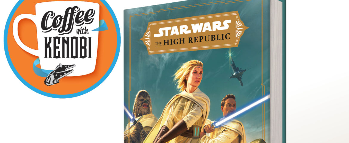 """New Giveaway! Enter for a Chance to Win a Copy of """"Star Wars: The High Republic: Light of the Jedi"""""""