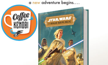 "New Giveaway! Enter for a Chance to Win a Copy of ""Star Wars: The High Republic: Light of the Jedi"""