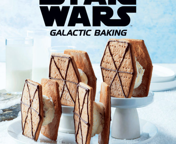 'Star Wars: Galactic Baking' Coming Soon from Insight Editions