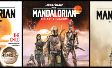 On Sale Today: 'Star Wars: The Mandalorian: The Art & Imagery' Volume 2