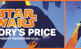 Book/Audiobook Review: Star Wars: Victory's Price: An Alphabet Squadron Novel