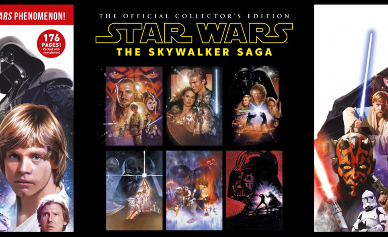 Star Wars: The Skywalker Saga: The Official Collector's Edition Coming May 4