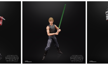 Hasbro's Star Wars: The Black Series Publishing Figures Announced