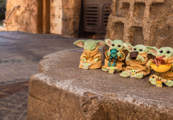 New The Child (aka Grogu) Plush and Pin Collection Coming to shopDisney March 6