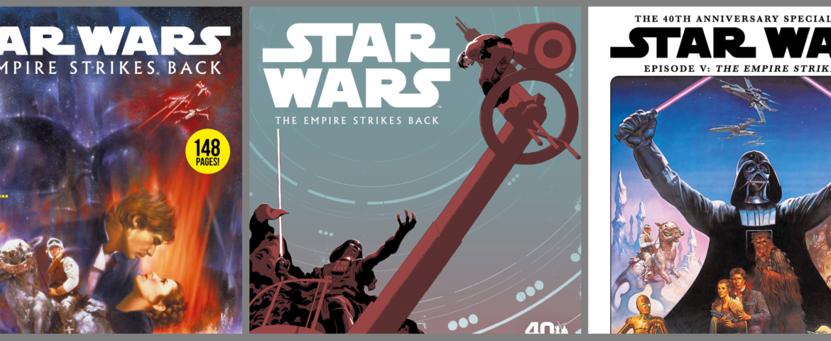 Star Wars: The Empire Strikes Back The 40th Anniversary Special Edition On Sale June 1, 2021
