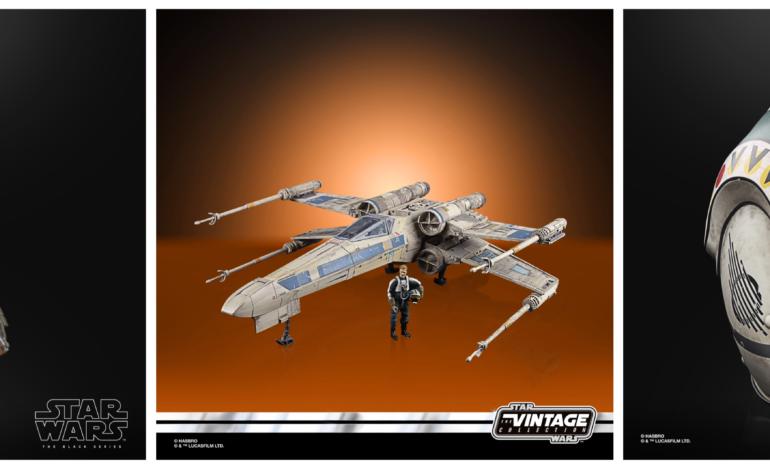 Hasbro's Star Wars Fan Fest Products Revealed