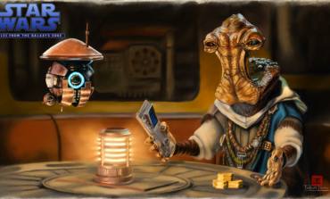 ILMxLAB REVEALS NEW DOK-ONDAR CONCEPT ART FOR PART II OF STAR WARS: TALES FROM THE GALAXY'S EDG