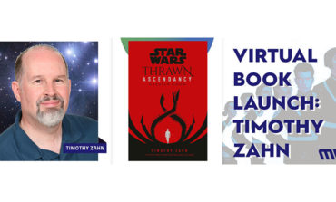 ReedPop to Host Virtual Book Launch with Timothy Zahn for 'Star Wars: Thrawn Ascendancy Book II: Greater Good'